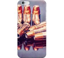 Going Ten Rounds iPhone Case/Skin