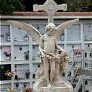Angel Of Remembrance by phil decocco