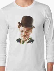 Charlie Chaplin Long Sleeve T-Shirt