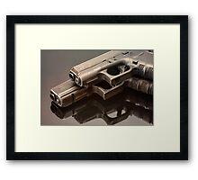 Primary And Backup   - Original Framed Print