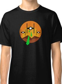 TIE Sunset Attack Classic T-Shirt