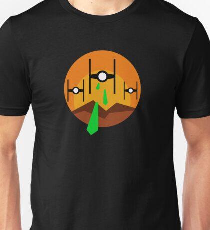 TIE Sunset Attack Unisex T-Shirt