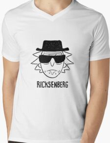 Ricksenberg Mens V-Neck T-Shirt