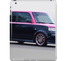 Scion Custom Box Car 3 iPad Case/Skin