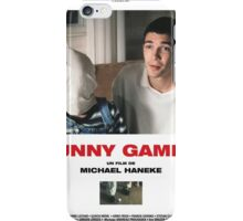 Funny Games Poster iPhone Case/Skin