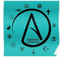 Atheist:   2000 Religions, and only YOURS is TRUE?? Poster