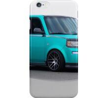 Scion Custom Box Car 2 iPhone Case/Skin