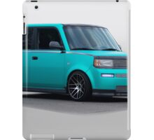 Scion Custom Box Car 2 iPad Case/Skin