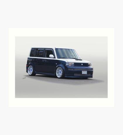 Scion Custom Box Car 1 Art Print