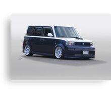 Scion Custom Box Car 1 Canvas Print