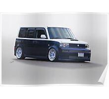 Scion Custom Box Car 1 Poster