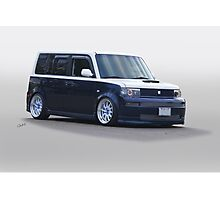Scion Custom Box Car 1 Photographic Print