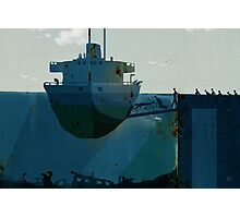 embarkation Photographic Print