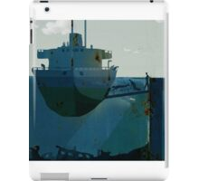 embarkation iPad Case/Skin