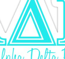 Alpha Delta Pi ADPI sorority greek Sticker