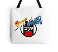 Street Fighter Zero 2 Tote Bag