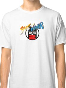Street Fighter Zero 2 Classic T-Shirt