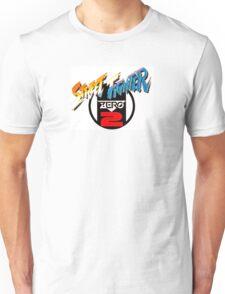Street Fighter Zero 2 Unisex T-Shirt