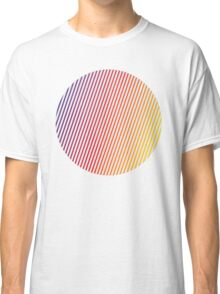 vaporwave sphere Classic T-Shirt