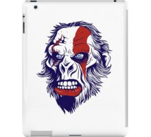 Angry Patriot Gorilla iPad Case/Skin