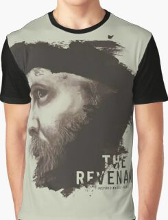 The Revenant Movie logo face Tom Hardy Graphic T-Shirt