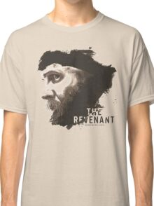 The Revenant Movie logo face Tom Hardy Classic T-Shirt