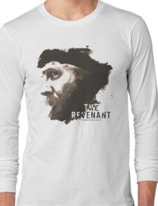 The Revenant Movie logo face Tom Hardy Long Sleeve T-Shirt