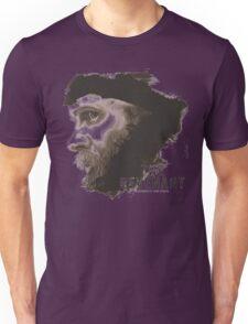 The Revenant Movie logo face Tom Hardy Unisex T-Shirt
