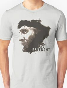 The Revenant Movie logo face Tom Hardy T-Shirt