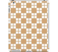 Seamless Plaid Pattern iPad Case/Skin