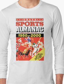 Grays Sports Almanac - Back to the Future Long Sleeve T-Shirt