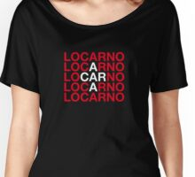 LOCARNO Women's Relaxed Fit T-Shirt
