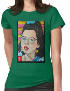 Dawn Weiner - Welcome to the Dollhouse  Womens Fitted T-Shirt