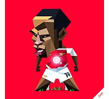 Thierry Henry Soccerminionz Photographic Print