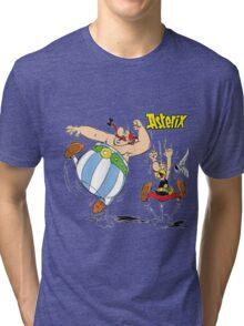 asterix Tri-blend T-Shirt
