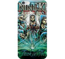 Ice Nine Kills Every Trick In The BooK iPhone Case/Skin