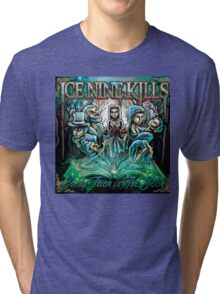 Ice Nine Kills Every Trick In The BooK Tri-blend T-Shirt