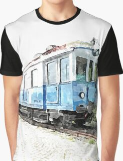 Train vagon Graphic T-Shirt