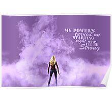 Emma Swan Curse Poster