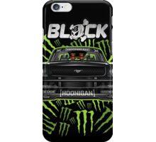 Ken Block Ford Mustang iPhone Case/Skin