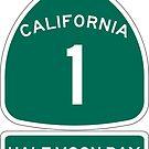 PCH - CA Highway 1 - Half Moon Bay by IntWanderer