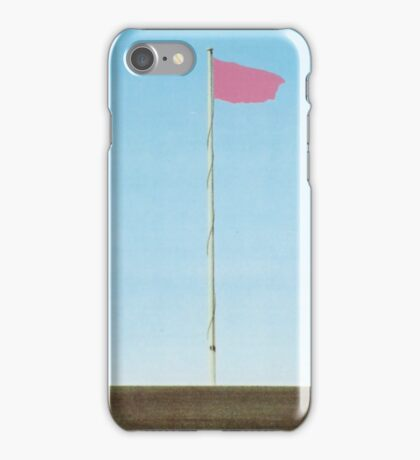 Wire - Pink Flag iPhone Case/Skin