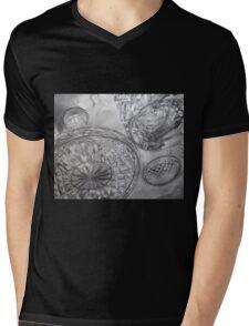Crystal Sky Mens V-Neck T-Shirt