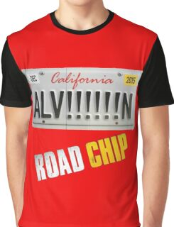 alvin and the chipmunks road chip 2015 Graphic T-Shirt