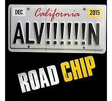 alvin and the chipmunks road chip 2015 Photographic Print