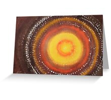 Renova original painting Greeting Card