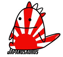 Japanosaurus  by Klaaamotte