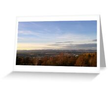 Perth Scottish Landscape Greeting Card
