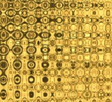 gold barock luxus baroque luxury noble Sticker