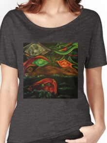 Lachrymology V: Treasures of the Hybrid Community Women's Relaxed Fit T-Shirt